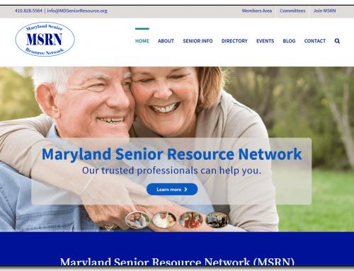 Maryland Senior Resource Network